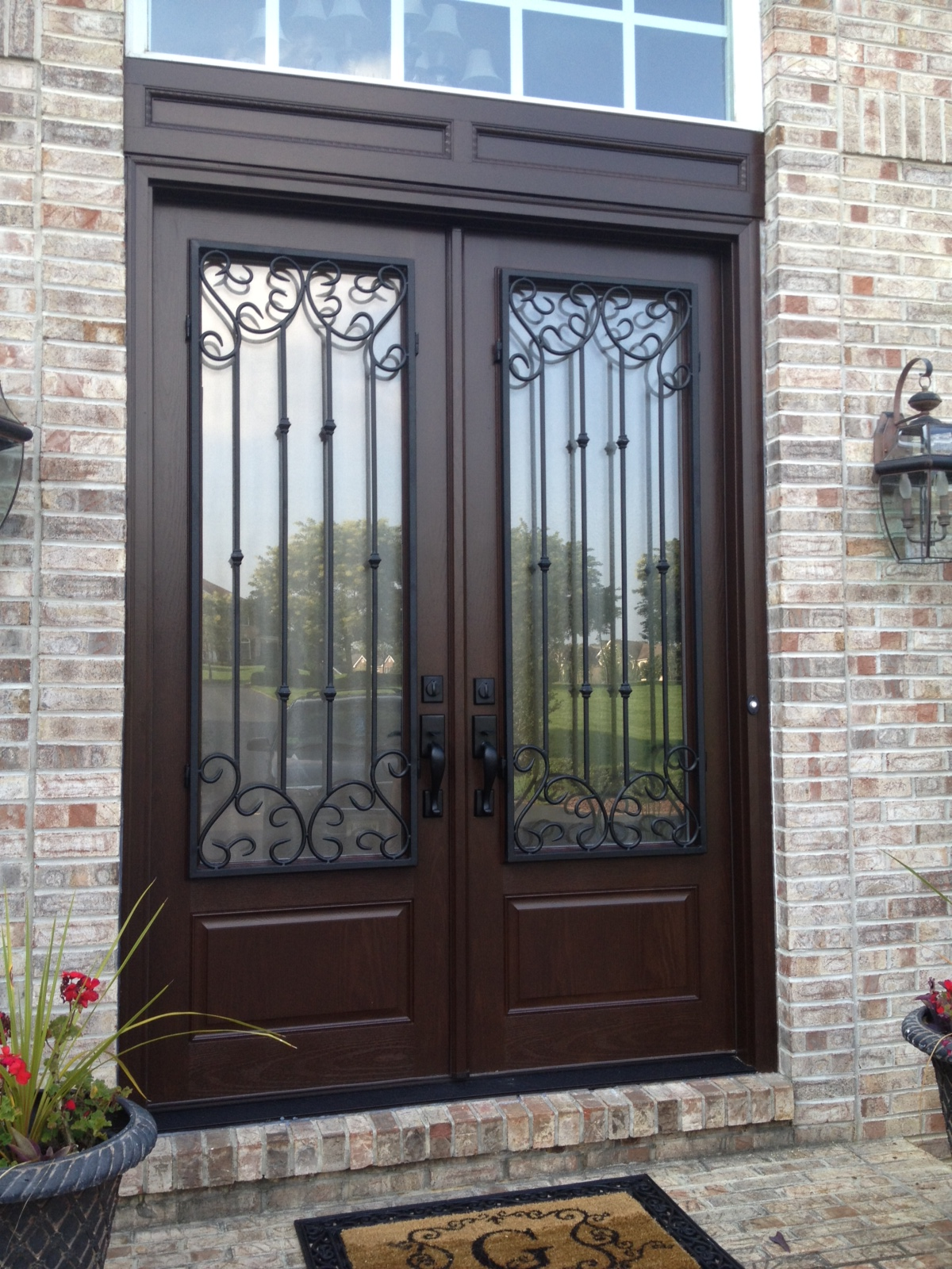 Doors more englishtown brick marlboro freehold nj for Cheap exterior doors