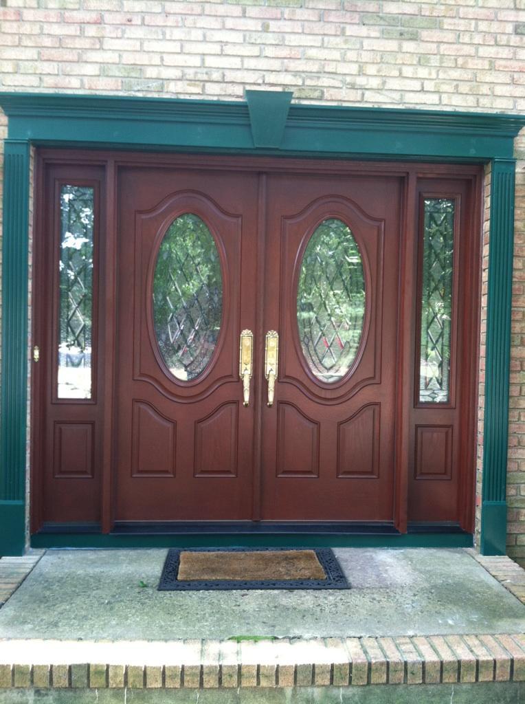 doors more englishtown brick marlboro freehold nj wood doors door installation